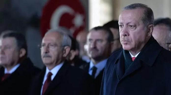 Kılıçdaroğlu Erdoğan