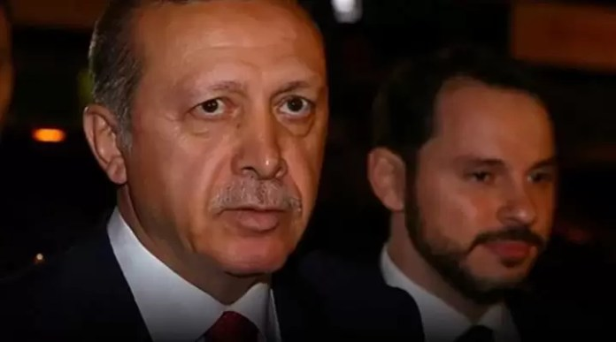 Recep Tayyip Erdoğan Berat Albayrak