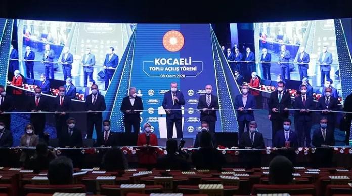 Kocaeli Tayyip Erdoğan