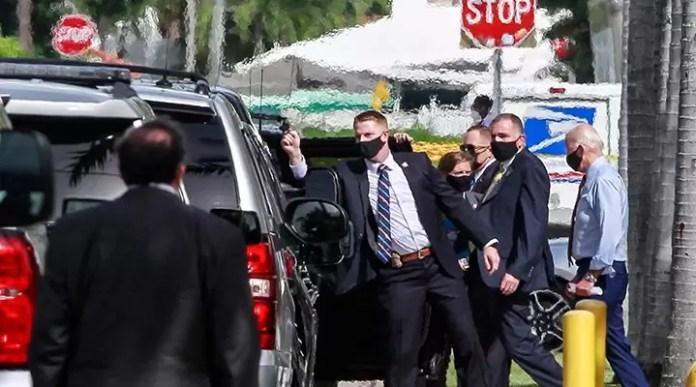 Joe Biden güvenlik