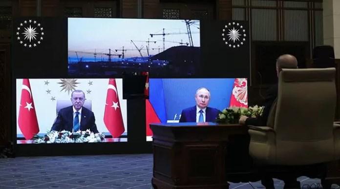 Joe Biden Putin Erdoğan