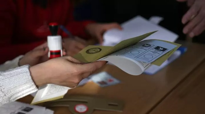 seçim oy