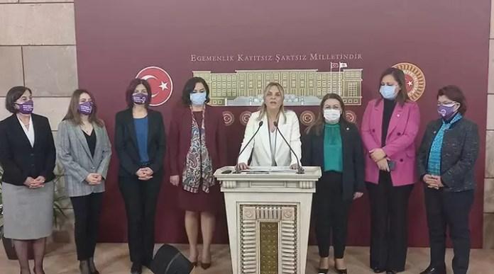 CHP'li kadın milletvekilleri