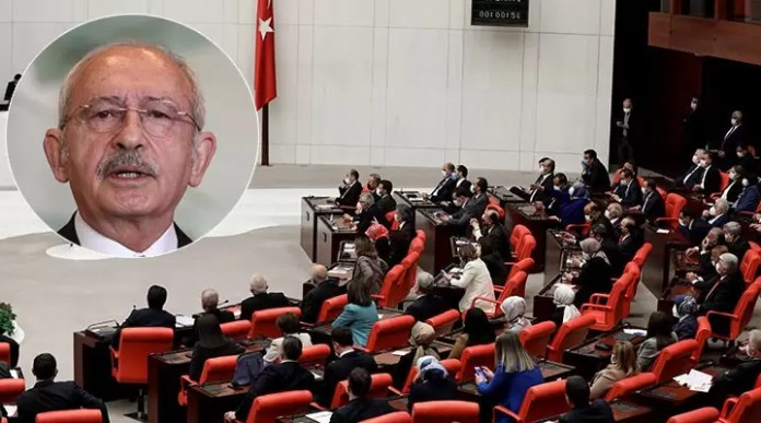 Kılıçdaroğlu TBMM