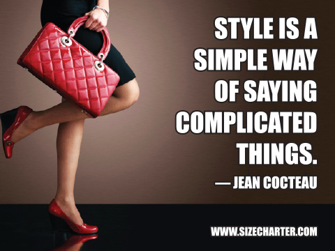 Jean Cocteau style quote