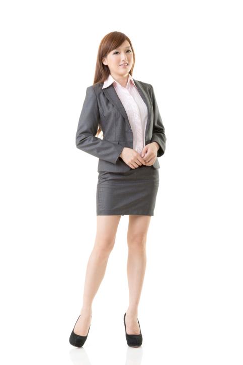 4c22ab88341f Guide to Skirt Lengths. mini skirt style