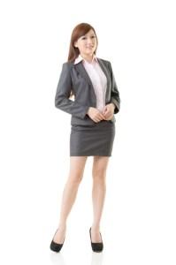 mini skirt style