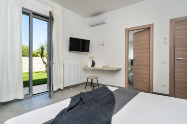 Doppelschlafzimmer von Villa Nica Sizilien Noto
