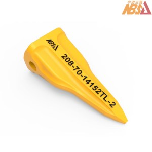 14152TL PC400 PC450 Tiger Bolt-on Tooth Point