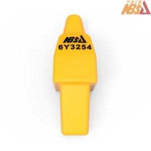 6Y3254, 1193253 Adapter, Weld on Caterpillar Style Shank
