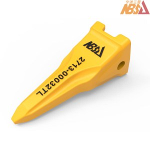 Daewoo style Drp Excavator Digging Tiger Long Bucket Tooth 2713-00032TL