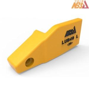 LUB40L LiuGong Left Hand Loader Bucket Side Adapter