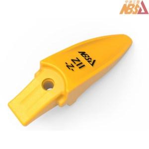 UNI-Z Catex Miniexcavator Bucket Adapter UNI-ZII Size 2 ZII-Z