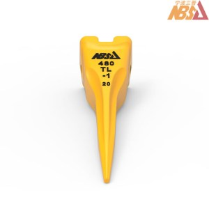 VO480TL Side Pin Tiger Long Tooth Point