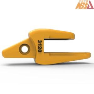 komatsu style pc400 bucket tooth adapter general attachment 208-939-3120