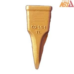 021S1TL EX70TL Tiger Bucket Tooth Tip