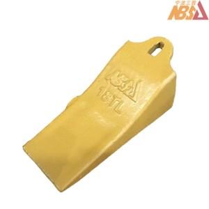 18TL ESCO Drp Miniexcavator Vertical Pin Style Bucket Teeth