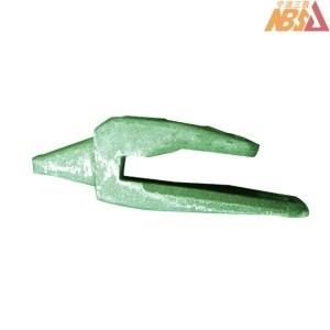 Hitachi 4051476 Adapter ESCO tooth adapter 3808-35