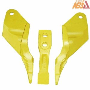 JCB 3CX Bucket Tips Set Kit 531/03207, 531/03206, 531/03205