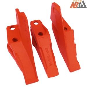 Kubota Tooth System 145842154, 145842155,145842156
