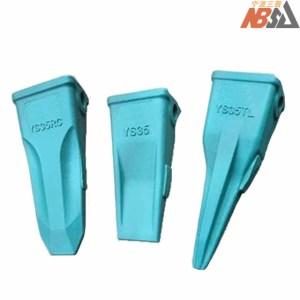 SK200 Kobelco Teeth Replacement Parts YS35TL YS35RC YS35