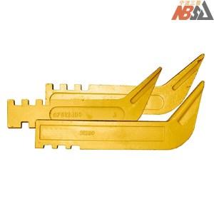 31280D 9F5124 Motorgrader Parts Scarifier Shanks Teeth