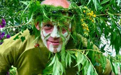 Over het gebruik van drugs in sjamanistisch ceremonies.