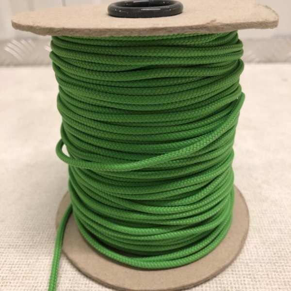 touw licht groen