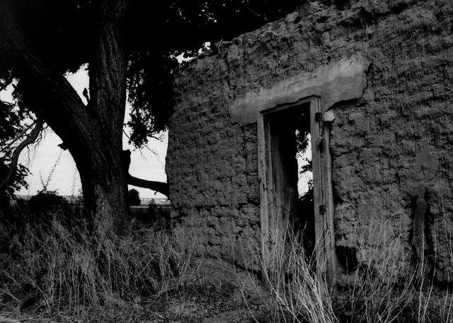 OldMesillaAbondondedHouse 5x7