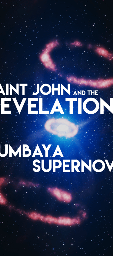 Saint John and the Revelations Kumbaya Supernova Smartphone Wallpaper