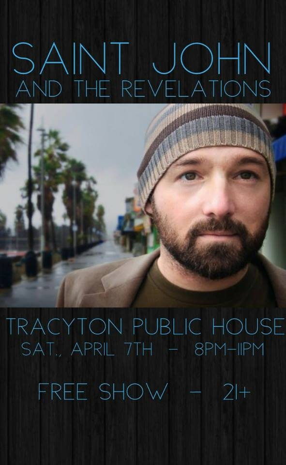 Tracyton Public House This Saturday April 7