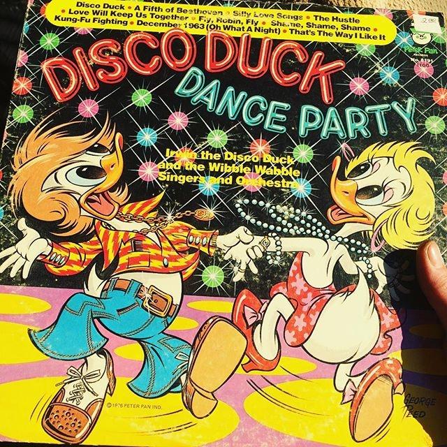 Disco Duck