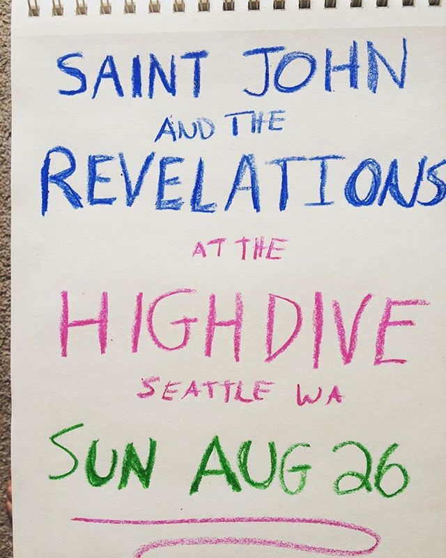 Live At The High Dive Aug 26
