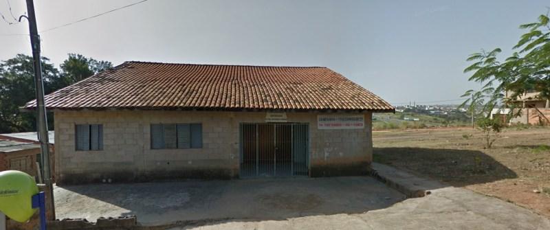 Imagem retirada do Google Maps
