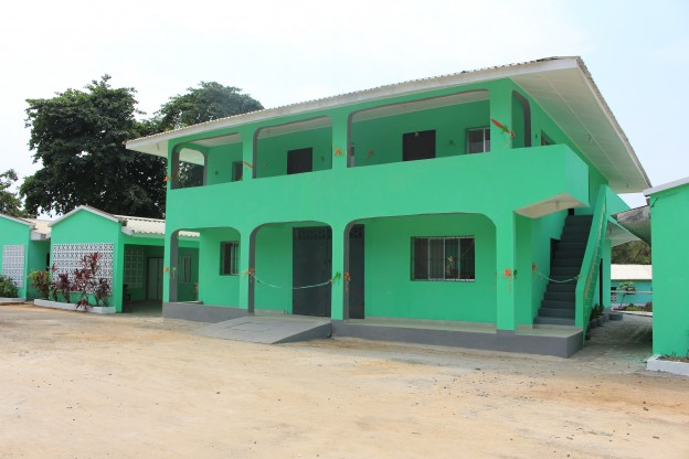 Image result for african clinic building catholic