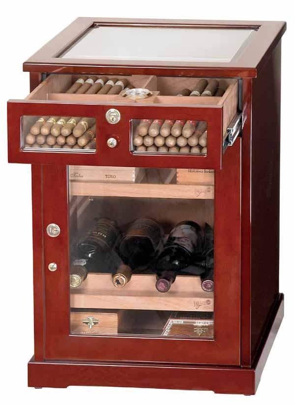 Cigar Humidor Liquor Cabinet Cabinets Matttroy
