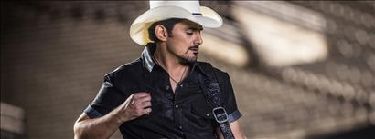 Brad Paisley with guest Chase Bryant