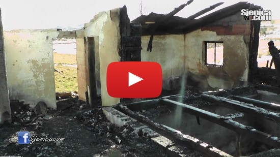 Daut Dzigal - Izgorela porodicna kuca u selu Trijebine - youtube