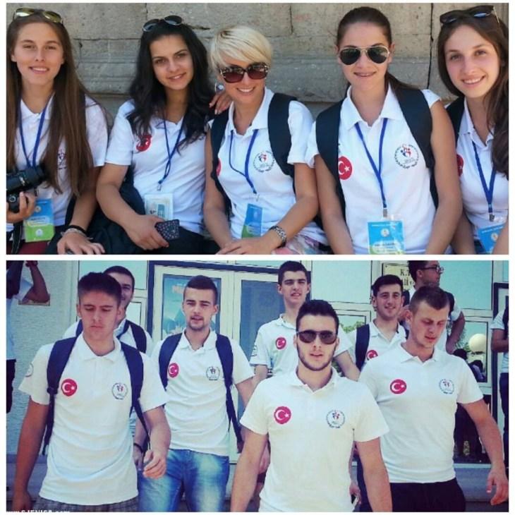 Gajret u Turskoj