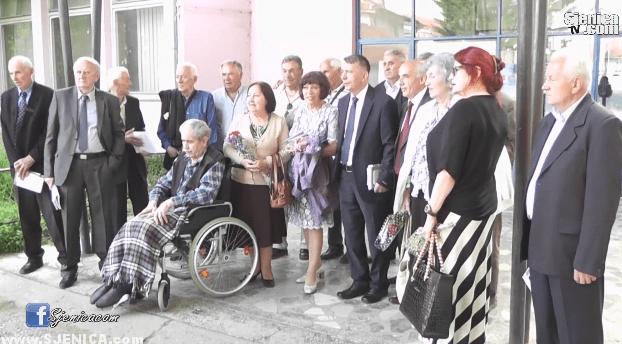 Prvo gimnazijalci Sjenice - 50. godina / Sjenica