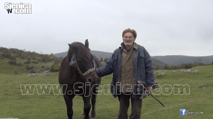 Muhabet sa Ramom - Gaco Niksic iz Sugubina - Video
