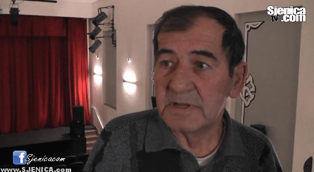 Predstava Zmaj sa golubijim srcem - Sjenica mart 2015