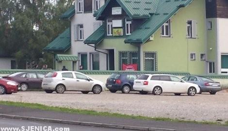 """Restoran """"Staro Lane"""" u Sjenici"""