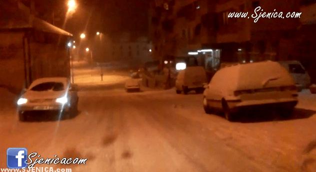 Sjenica u snijegu 28.12.2014.