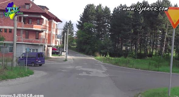 Prijepoljska raskrsnica / Tranzitni put / Sjenica
