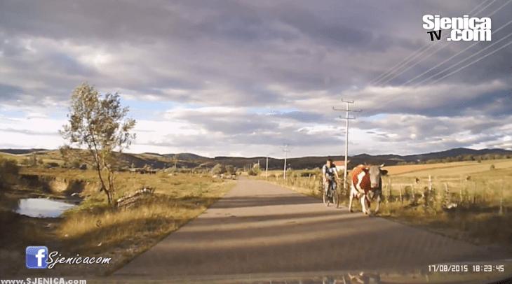 Od Sjenice do sela Vapa (Video) Sjenica / Avgust 2015
