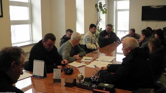 Vanredno stanje ponovo u Sjenici 1 - mart 2015