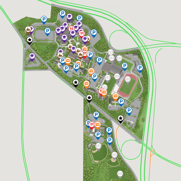 york university campus map » Full HD Pictures [4K Ultra] | Full ...