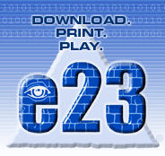 e23: Digital content, and lots of it!