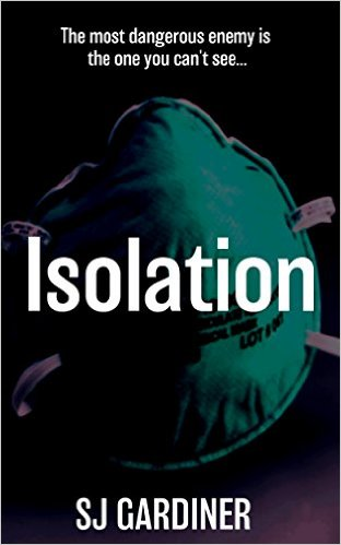Isolation, book cover.